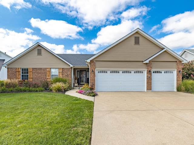 508 Spring Meadow, Wentzville, MO 63385 (#20065495) :: RE/MAX Vision