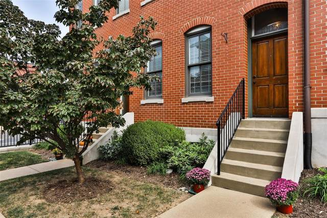 1005 Mississippi Avenue B, St Louis, MO 63104 (#20065631) :: The Becky O'Neill Power Home Selling Team