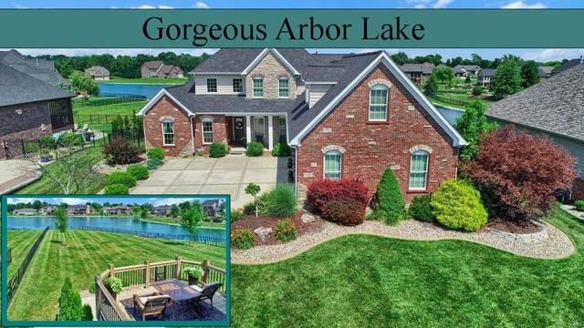 3618 S Arbor Lake Drive, Edwardsville, IL 62025 (#20065653) :: Walker Real Estate Team