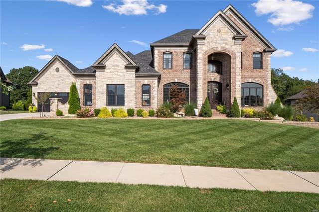 1072 Wilmas Farm Drive, Chesterfield, MO 63005 (#20065667) :: The Becky O'Neill Power Home Selling Team