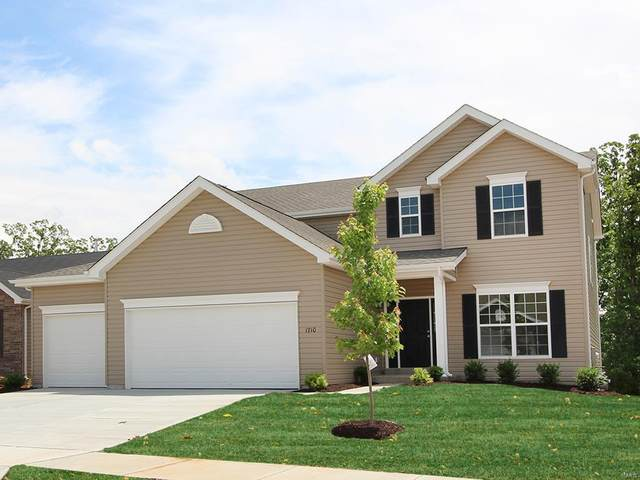 6 Ivy Brook Circle, Imperial, MO 63052 (#20065707) :: Clarity Street Realty