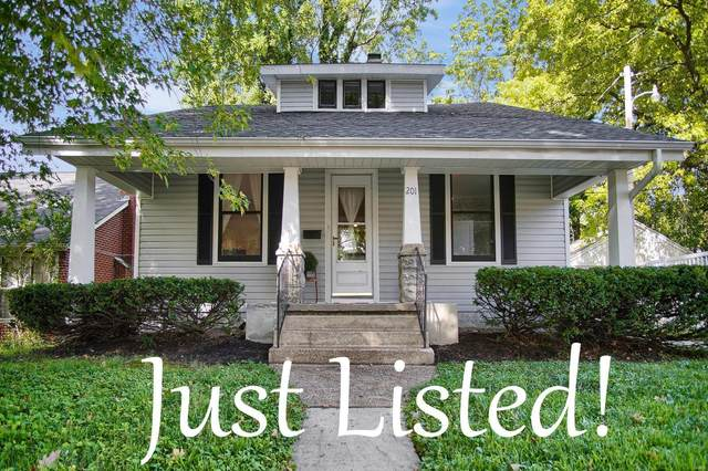 201 S Myrtle Street, Edwardsville, IL 62025 (#20065715) :: The Becky O'Neill Power Home Selling Team
