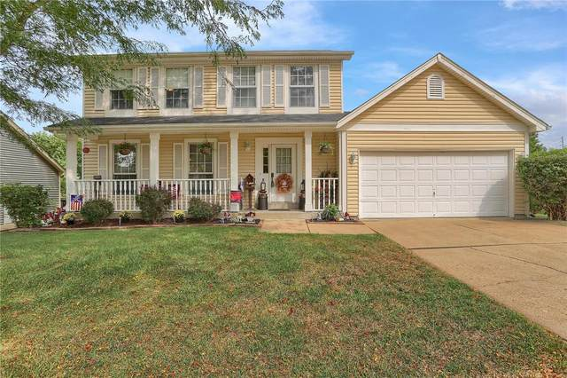 1301 Point Mariner Drive, Fenton, MO 63026 (#20065743) :: The Becky O'Neill Power Home Selling Team