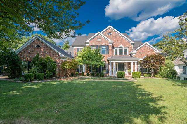 2030 Logan Hill Drive, Chesterfield, MO 63017 (#20065827) :: Parson Realty Group