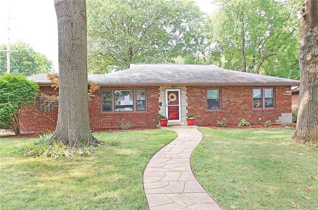 4919 Verguene Avenue, Shrewsbury, MO 63119 (#20065828) :: The Becky O'Neill Power Home Selling Team