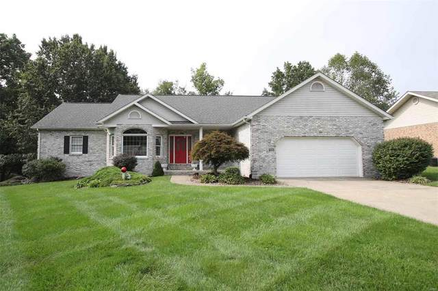 1120 E Woodfield Drive, Alton, IL 62002 (#20065867) :: Clarity Street Realty