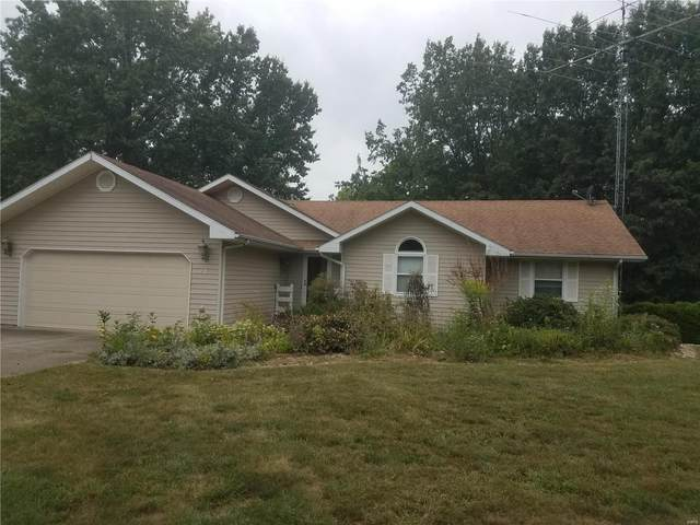 210 Lands End Road, Hillsboro, IL 62049 (#20065873) :: The Becky O'Neill Power Home Selling Team