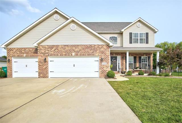 1138 Whimbrel Run, Mascoutah, IL 62258 (#20065906) :: Parson Realty Group