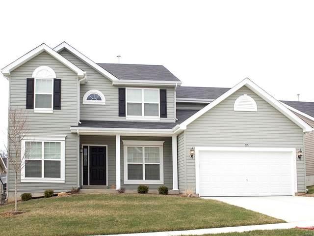 17685 Rockwood Arbor Drive, Eureka, MO 63025 (#20065920) :: Kelly Hager Group | TdD Premier Real Estate
