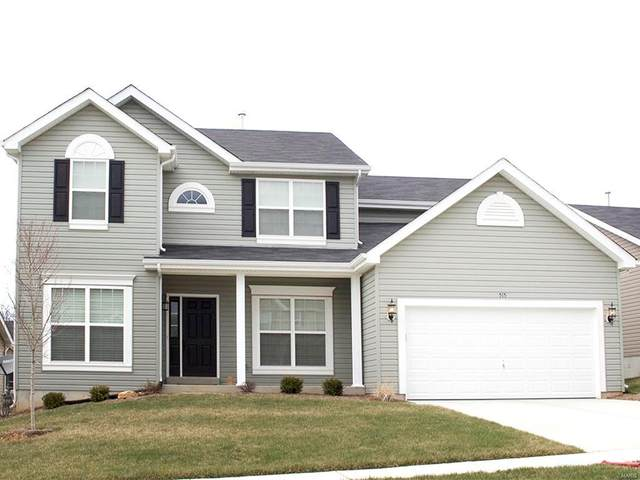 17685 Rockwood Arbor Drive, Eureka, MO 63025 (#20065920) :: Walker Real Estate Team