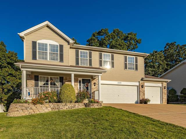1249 Scenic Oaks, Imperial, MO 63052 (#20065928) :: The Becky O'Neill Power Home Selling Team