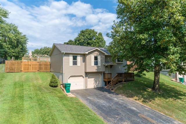 2664 Carolyn Circle Dr, High Ridge, MO 63049 (#20065935) :: Hartmann Realtors Inc.