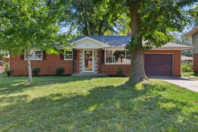 708 Meadow Drive, RED BUD, IL 62278 (#20065942) :: The Becky O'Neill Power Home Selling Team