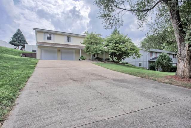 426 Bunker Hill Drive, Collinsville, IL 62234 (#20065944) :: Hartmann Realtors Inc.