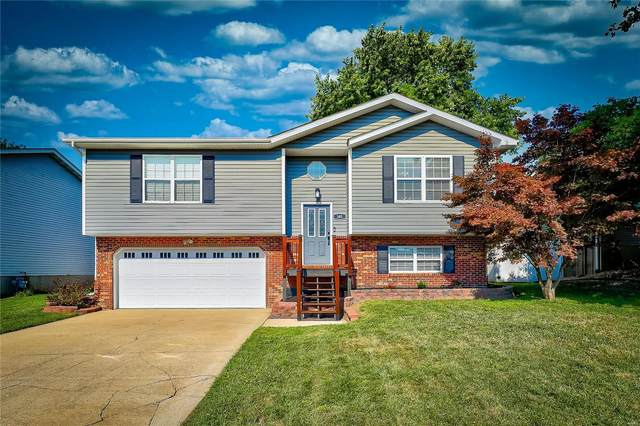 341 Orchard Court, Troy, IL 62294 (#20065946) :: Kelly Hager Group | TdD Premier Real Estate