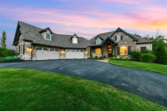 3 Lauderdale Lane, Defiance, MO 63341 (#20065949) :: The Becky O'Neill Power Home Selling Team