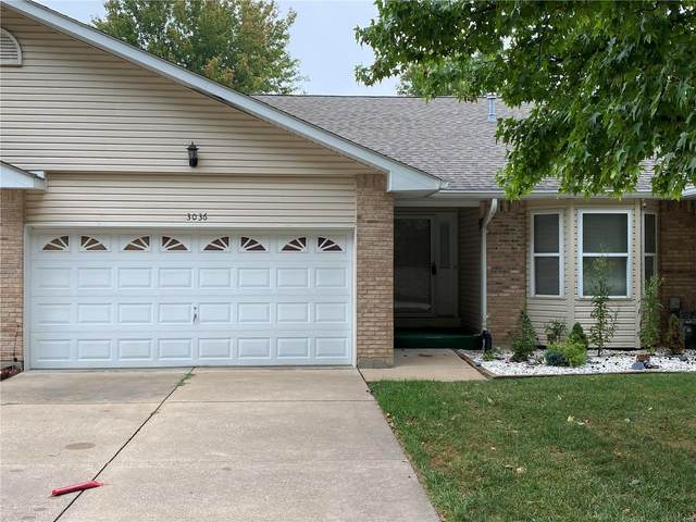 3036 Shady Oak 9C, Saint Charles, MO 63301 (#20065973) :: The Becky O'Neill Power Home Selling Team