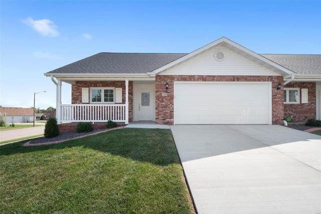100 Megan Court, Valmeyer, IL 62295 (#20065974) :: The Becky O'Neill Power Home Selling Team