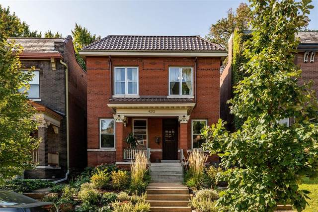 4212 Flad Avenue, St Louis, MO 63110 (#20065975) :: The Becky O'Neill Power Home Selling Team