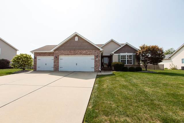 9648 Winchester Street, Mascoutah, IL 62258 (#20066009) :: Parson Realty Group