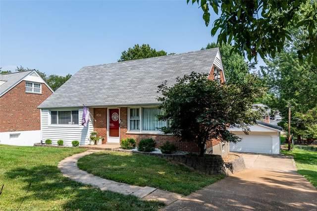 8712 Del Vista Drive, St Louis, MO 63126 (#20066019) :: Kelly Hager Group | TdD Premier Real Estate