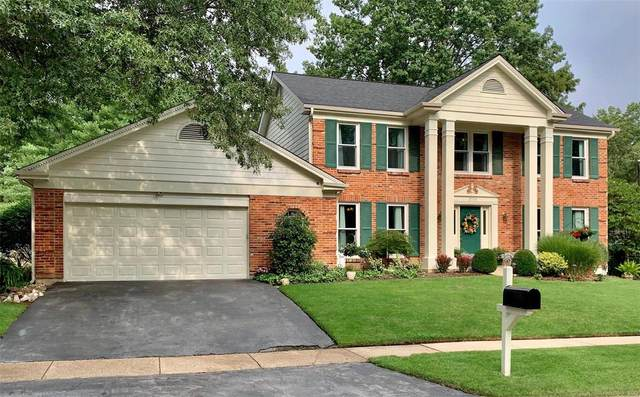 2709 Hillcroft Drive, Wildwood, MO 63005 (#20066028) :: Parson Realty Group