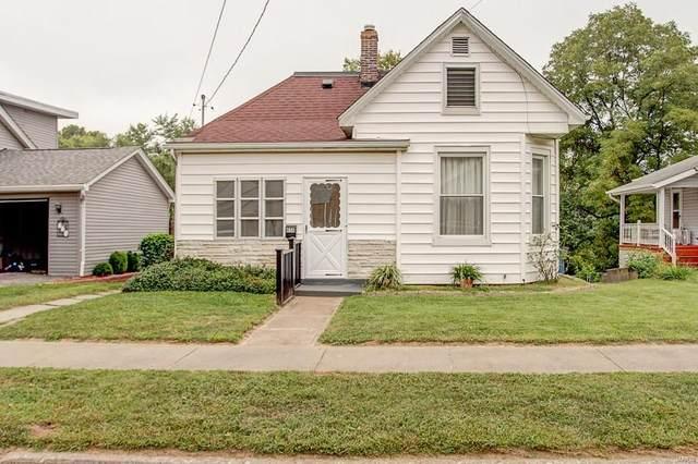 658 Burroughs Avenue, Collinsville, IL 62234 (#20066063) :: Parson Realty Group
