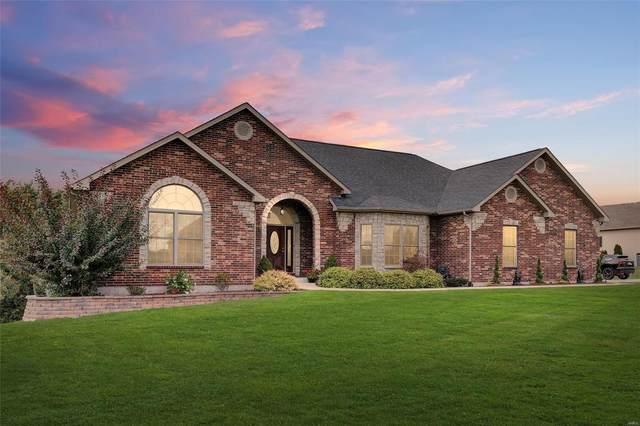 913 Wellington, Festus, MO 63028 (#20066130) :: Matt Smith Real Estate Group
