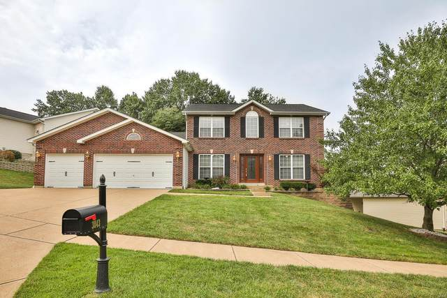 3043 Crystal Lake Drive, St Louis, MO 63129 (#20066148) :: Walker Real Estate Team