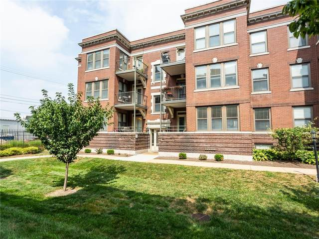 533 Clara Avenue 1D, St Louis, MO 63112 (#20066166) :: Kelly Hager Group | TdD Premier Real Estate