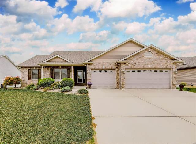 232 Shadowbrooke, Troy, IL 62294 (#20066183) :: The Becky O'Neill Power Home Selling Team