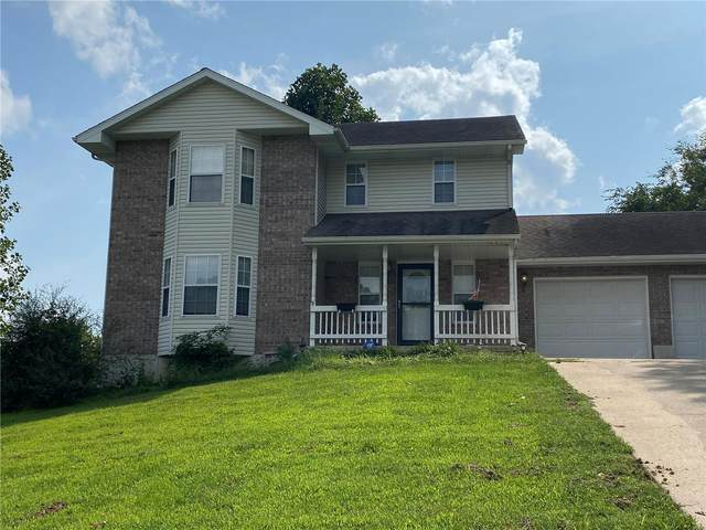 205 Tremont, Waynesville, MO 65583 (#20066196) :: RE/MAX Professional Realty