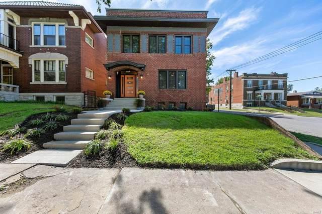 3892 Humphrey St., St Louis, MO 63116 (#20066203) :: Hartmann Realtors Inc.