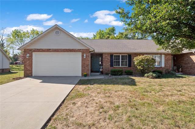 7706 Baxter Drive, Belleville, IL 62223 (#20066204) :: Clarity Street Realty