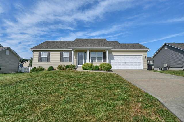 2221 Central Park, Troy, MO 63379 (#20066220) :: The Becky O'Neill Power Home Selling Team