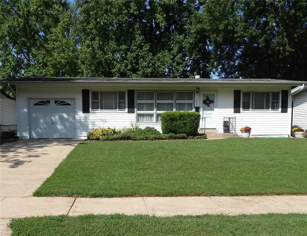 155 Duquette Lane, Florissant, MO 63033 (#20066235) :: Parson Realty Group