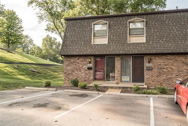 1210 Wicklow Road A, Ballwin, MO 63021 (#20066268) :: The Becky O'Neill Power Home Selling Team