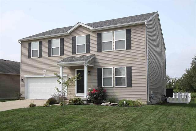 6802 Wadlow Court, Godfrey, IL 62035 (#20066274) :: Parson Realty Group
