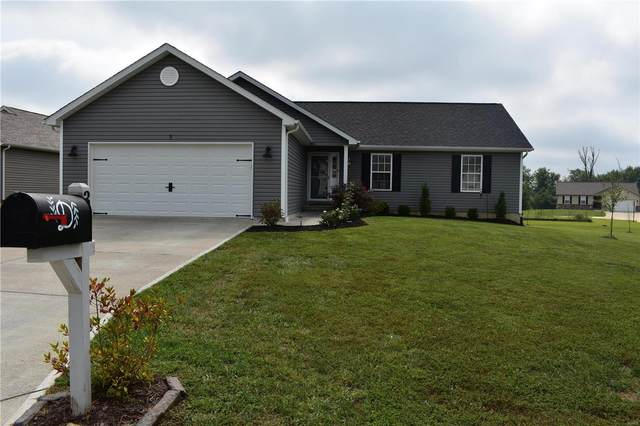3 Briar Court, Moscow Mills, MO 63362 (#20066303) :: Parson Realty Group