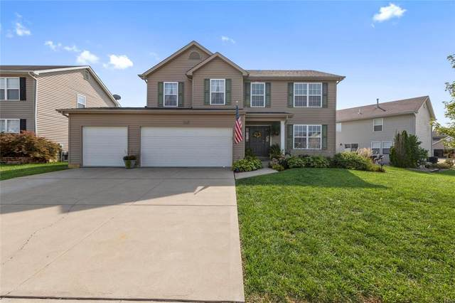 412 Valley Oaks Drive, Wentzville, MO 63385 (#20066319) :: Parson Realty Group