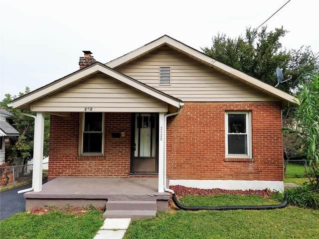 2528 Leslie Avenue, St Louis, MO 63114 (#20066323) :: Parson Realty Group