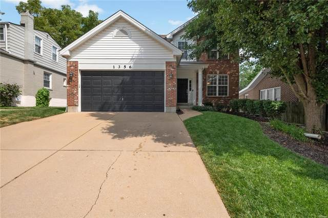 1356 N Berry Road, Rock Hill, MO 63122 (#20066337) :: Kelly Hager Group | TdD Premier Real Estate