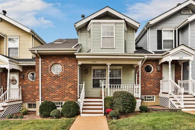 3173 Carrsville Court, St Louis, MO 63139 (#20066349) :: Clarity Street Realty