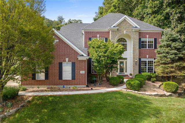 996 Kiefer Trails, Ballwin, MO 63021 (#20066405) :: St. Louis Finest Homes Realty Group