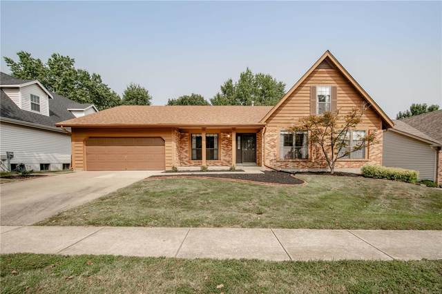 2330 Gross Point Lane, Wildwood, MO 63011 (#20066413) :: Parson Realty Group