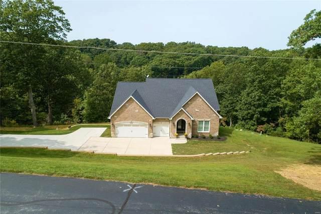 2541 Sunrise Drive, Barnhart, MO 63012 (#20066432) :: Kelly Hager Group | TdD Premier Real Estate