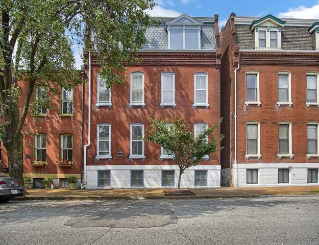 2205 S 11th Street, St Louis, MO 63104 (#20066445) :: Kelly Hager Group   TdD Premier Real Estate