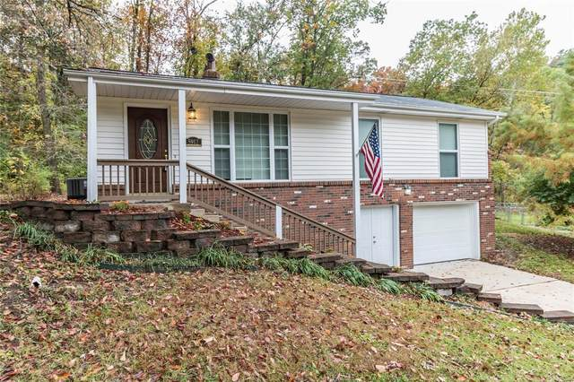 5912 Ozark Drive, High Ridge, MO 63049 (#20066453) :: Clarity Street Realty