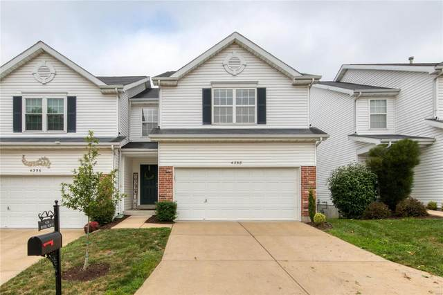 4358 Bristol View Court, St Louis, MO 63129 (#20066491) :: The Becky O'Neill Power Home Selling Team