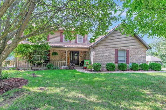 419 Tupelo Drive, Belleville, IL 62220 (#20066509) :: Clarity Street Realty